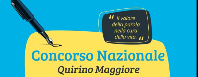 3° Concorso Nazionale di Narrativa, Poesia e Fotografia in Nefrologia, Dialisi e Trapianto Quirino Maggiore