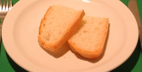 Pane comune senza sale